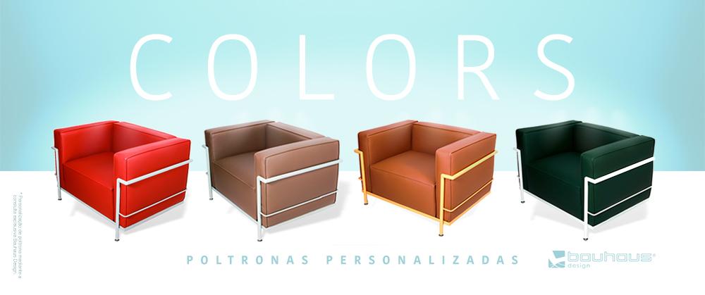 Linha Colors Poltrona LC3