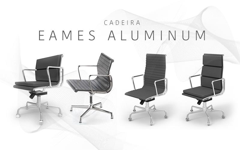 Eames-aluminium